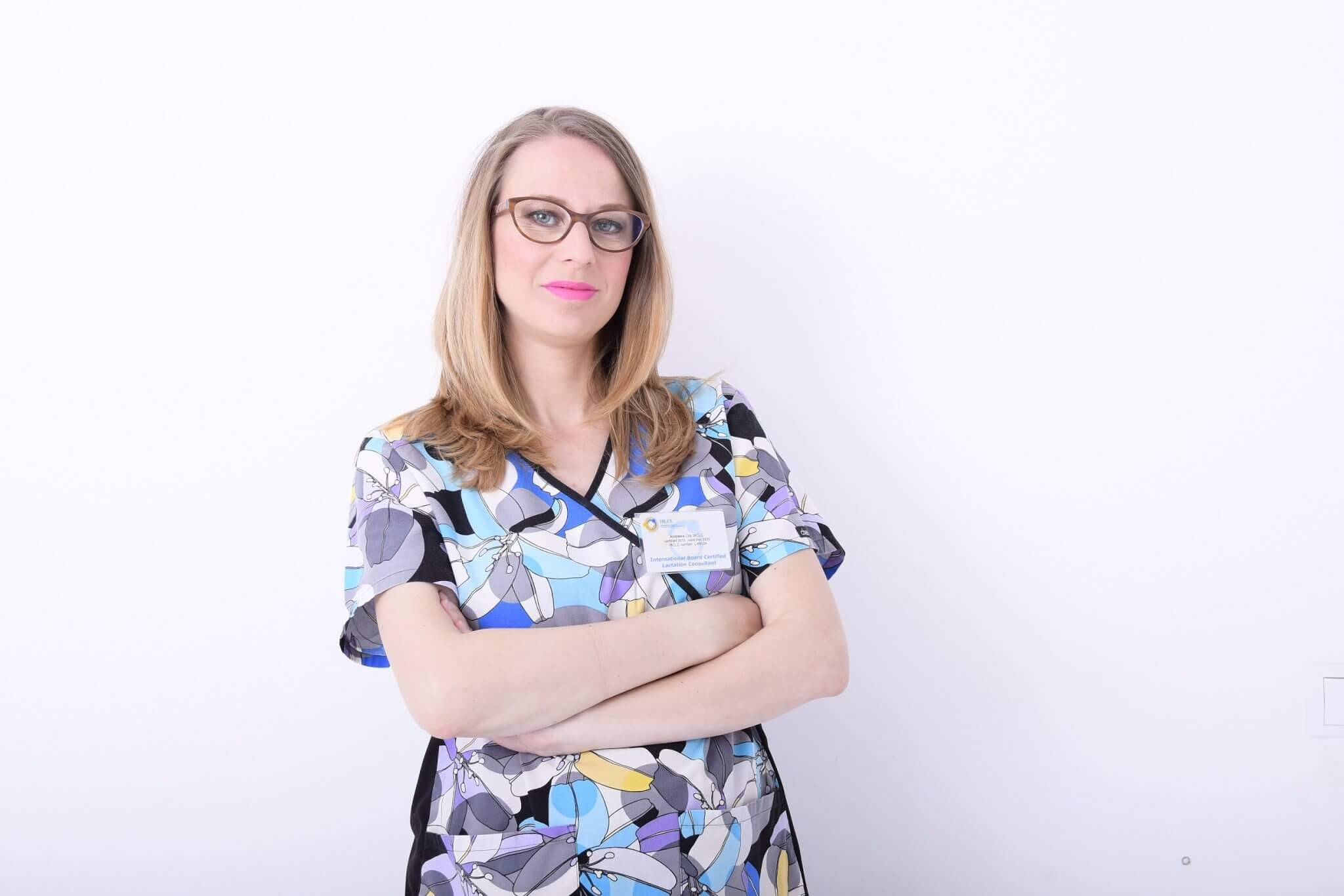 Andreea OLA - Consultant alaptare IBCLC Brasov