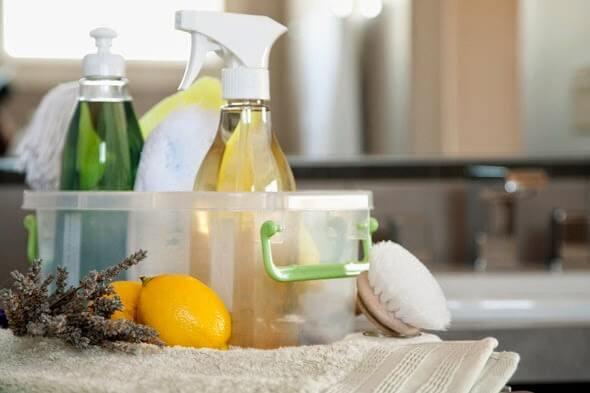 Solutii eco de curatenie, prietenoase cu mami si bebe