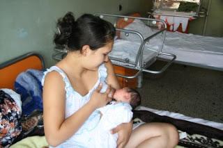 , Cum arată o maternitate prietenă a copilului? Ați mai văzut așa ceva prin România?