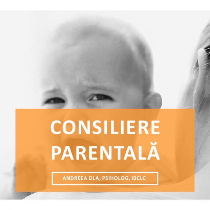 Consiliere parentală