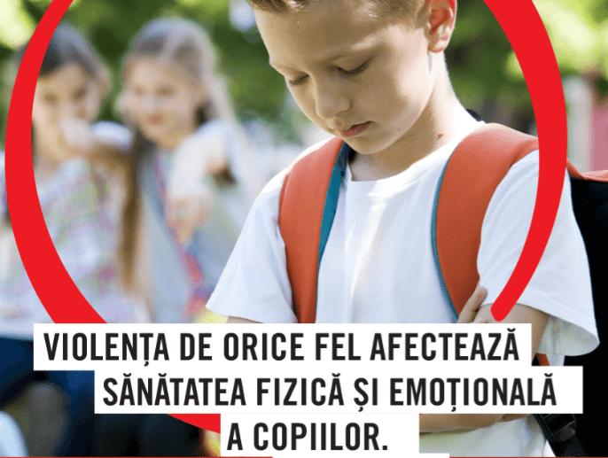 Copiii pălmuiți acasă devin agresori la școală !