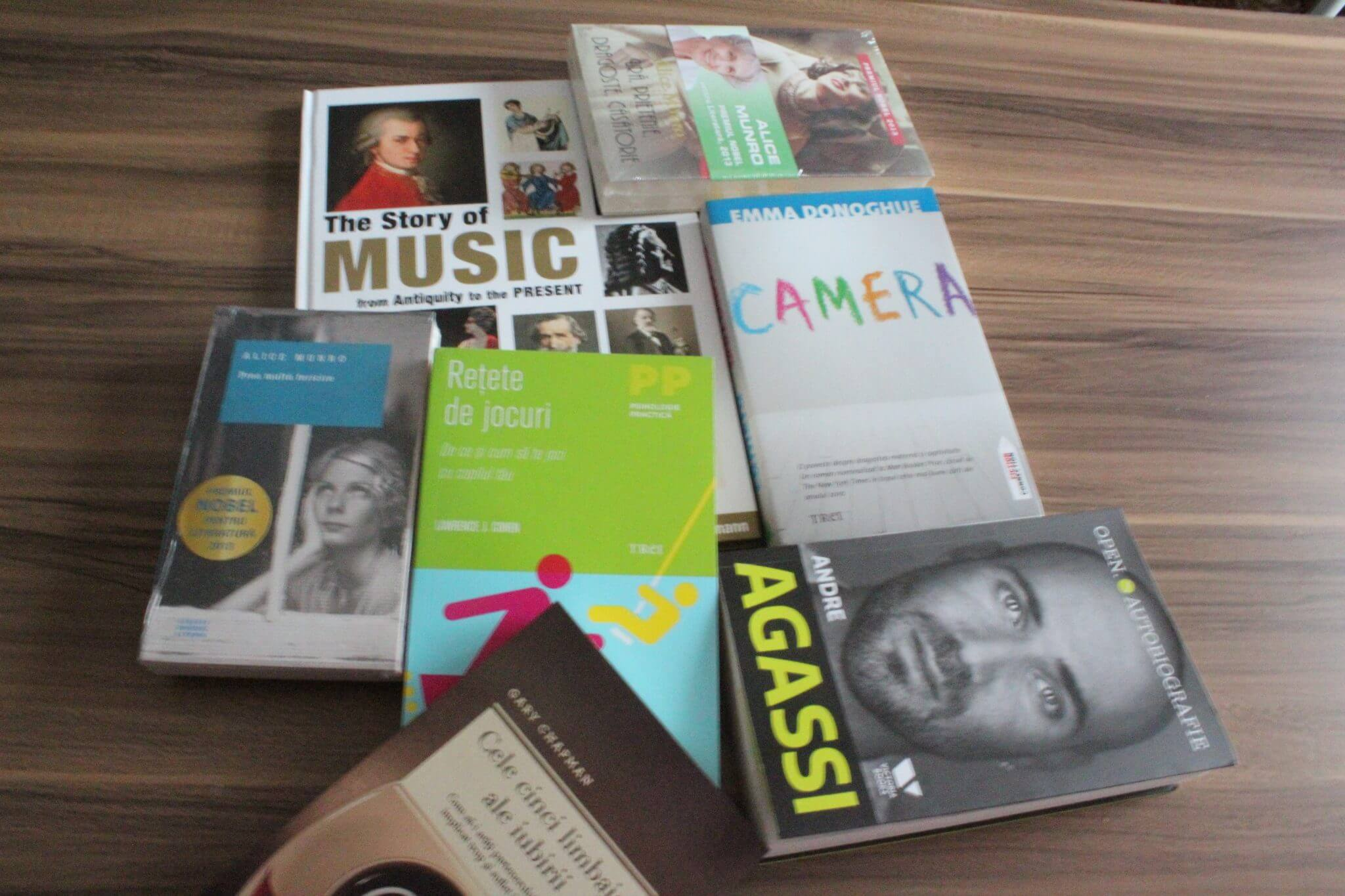 Ce mai citim? Recomandări de cărți pentru copii și mămici