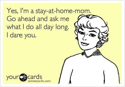 , Cum e viața mamelor care lucrează de acasă