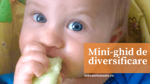 Mini-ghid de diversificare