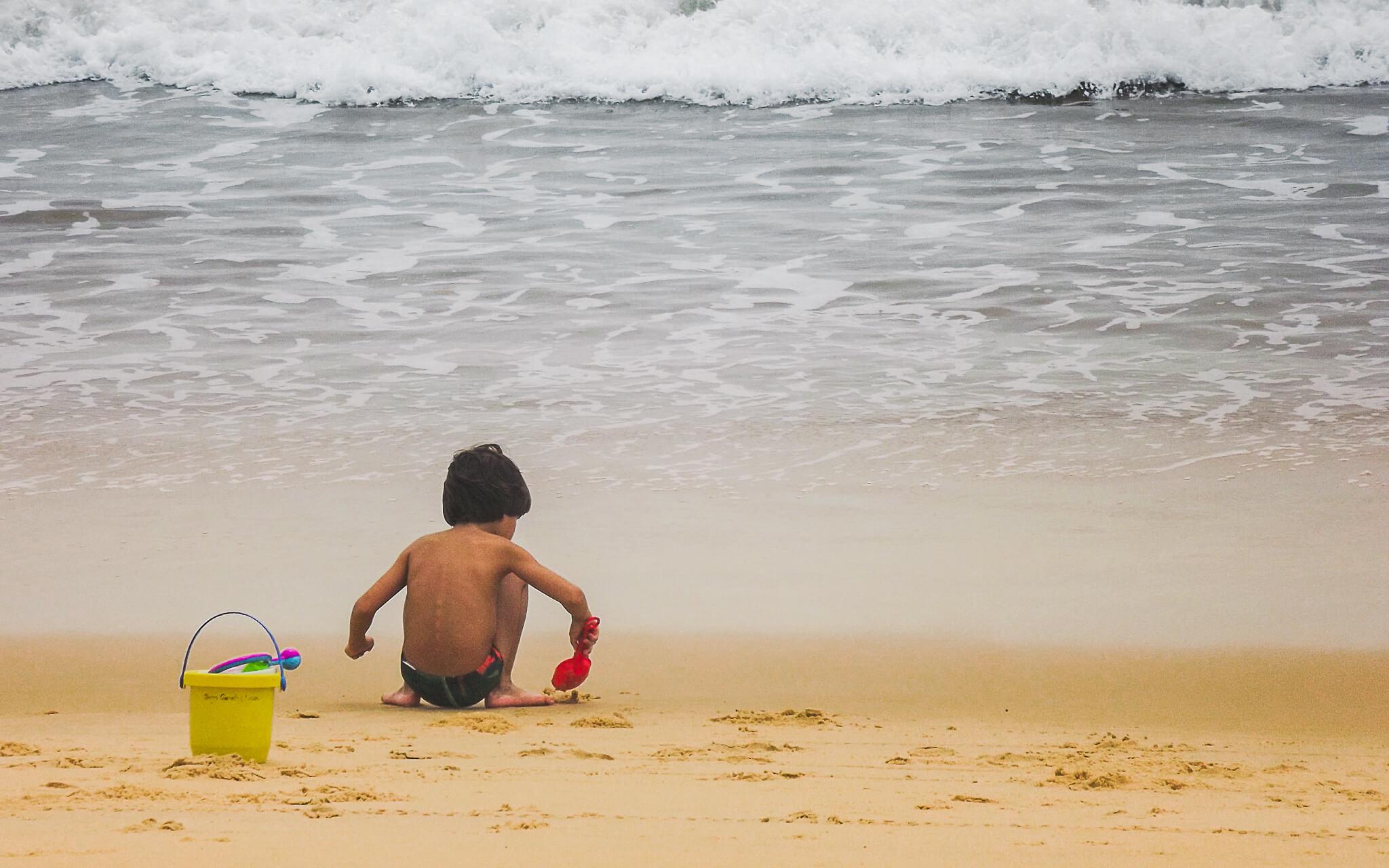 De ce am ales să folosesc loțiune de protecție solară pentru mine și pentru copiii mei?