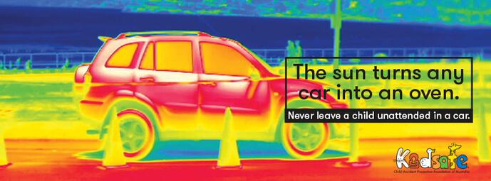 Ce se întâmplă când lași copilul singur în mașină, pe timp de vară?