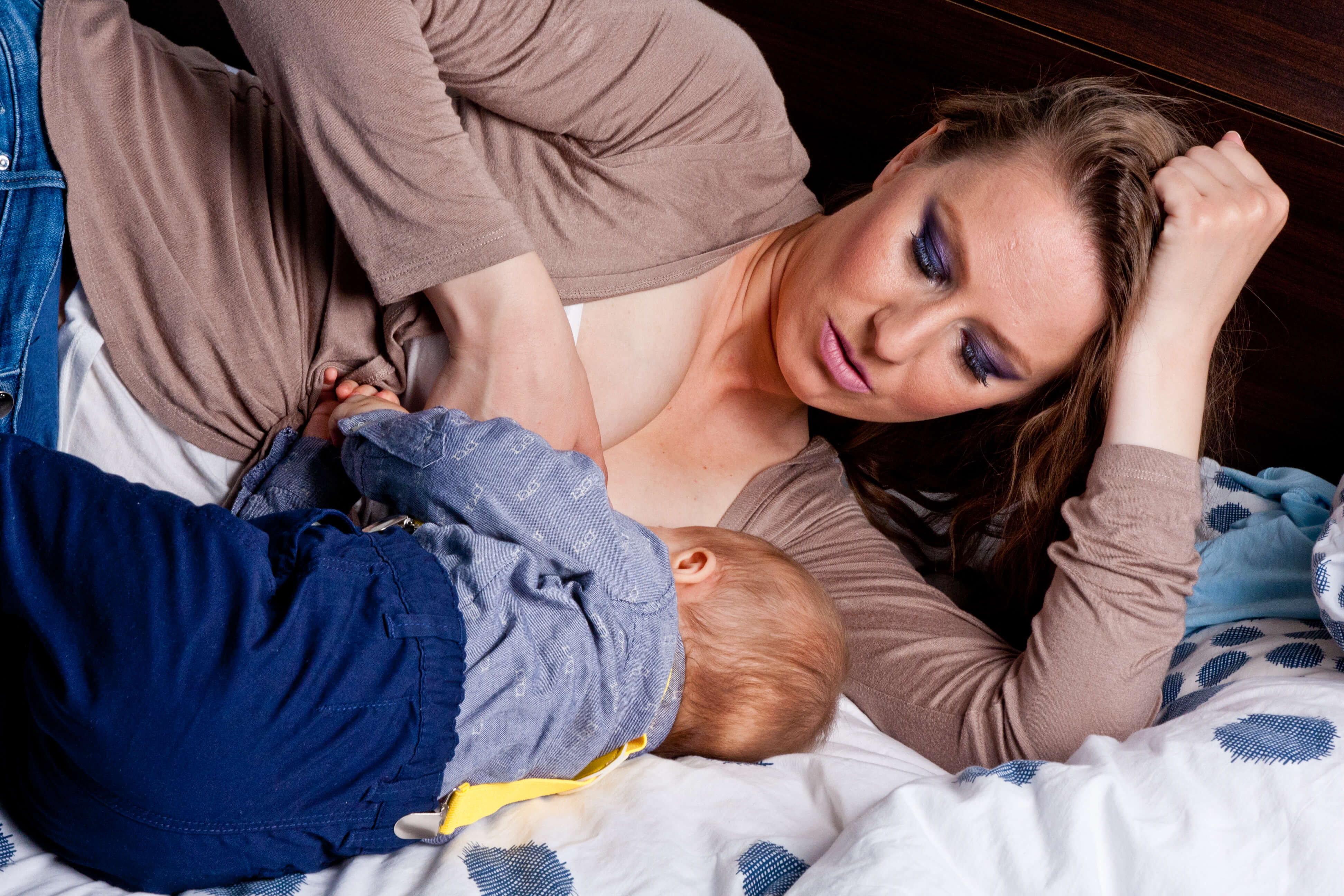 Viața de mamă, necosmetizată